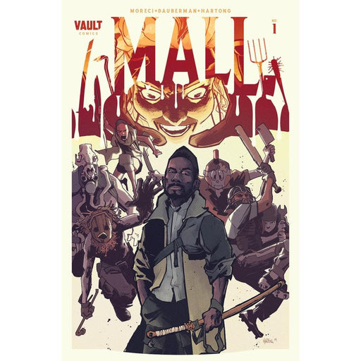 MALL #1 CVR A - COMIC BOOK - Comics