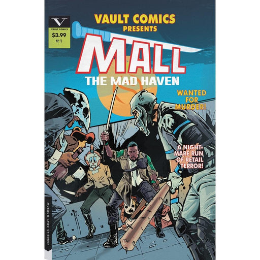 MALL #1 CVR B - COMIC BOOK - Comics