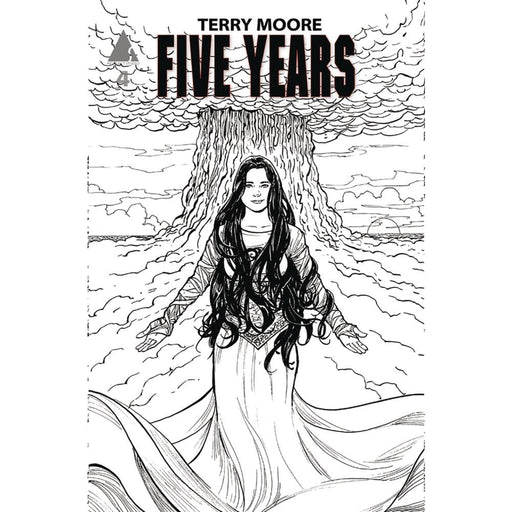 FIVE YEARS #4 - COMIC BOOK - Comics