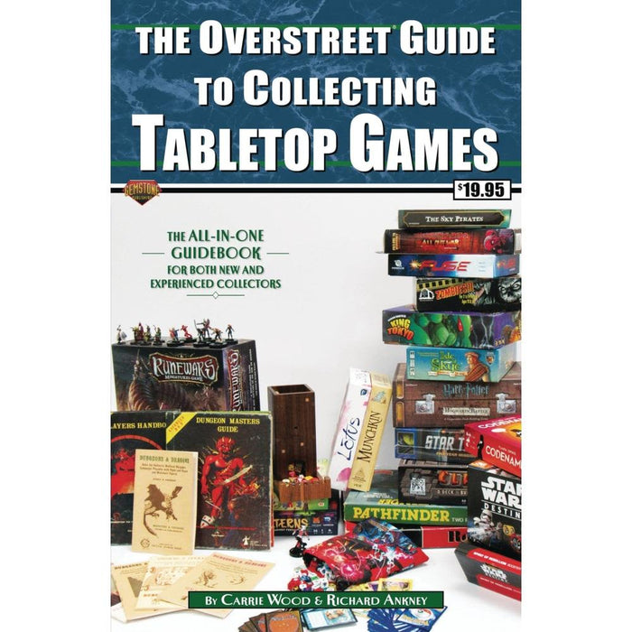 OVERSTREET GUIDE SC SGN ED COLLECTING TABLETOP GAMES - Books Novels/SF/Horror
