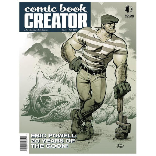 COMIC BOOK CREATOR #21 - Magazines