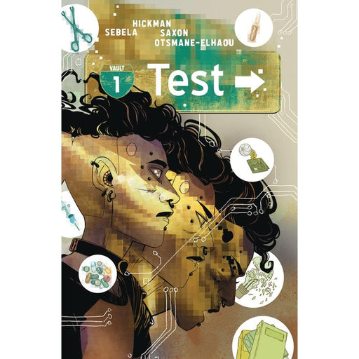TEST VOLUME 1 TPB - Books Graphic Novels