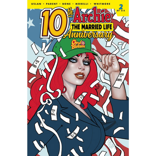 ARCHIE MARRIED LIFE 10 YEARS LATER #2 CVR B - COMIC BOOK - Comics