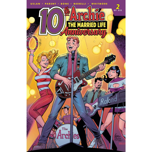 ARCHIE MARRIED LIFE 10 YEARS LATER #2 CVR C - COMIC BOOK - Comics