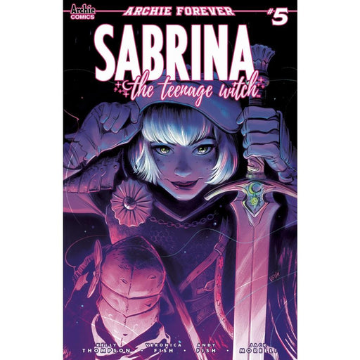 SABRINA TEENAGE WITCH #5 (OF 5) CVR A - COMIC BOOK - Comics