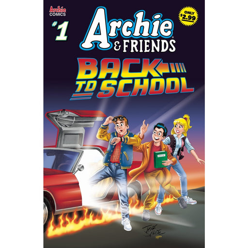 ARCHIE & FRIENDS BACK TO SCHOOL #1 - COMIC BOOK - Comics
