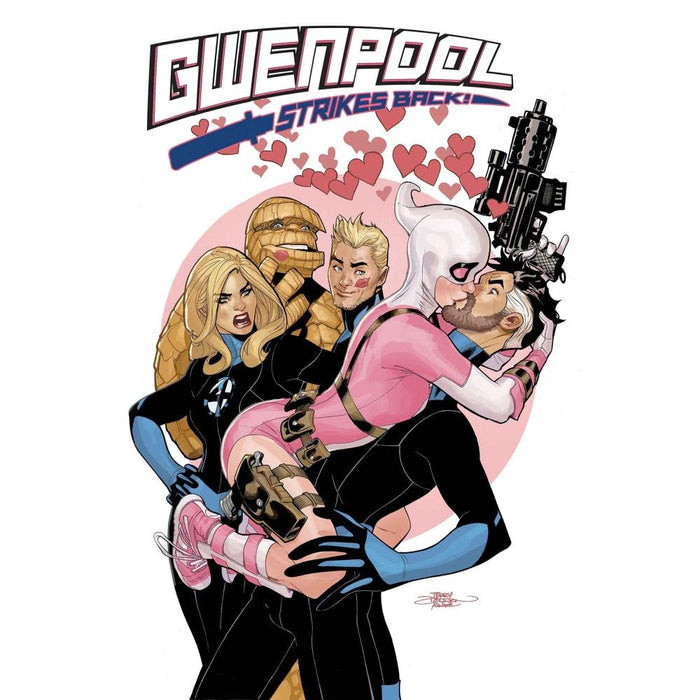 GWENPOOL STRIKES BACK #2 (OF 5) - COMIC BOOK - Comics