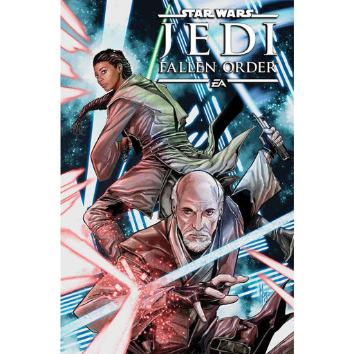 STAR WARS JEDI FALLEN ORDER DARK TEMPLE #1 (OF 5) - COMIC BOOK - Comics