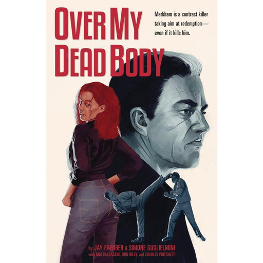 OVER MY DEAD BODY TP - Books Graphic Novels