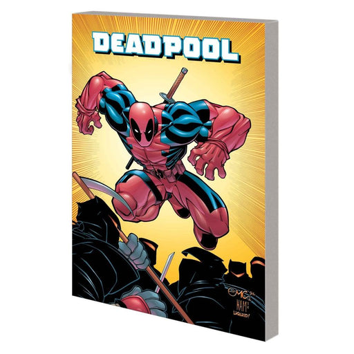 DEADPOOL BY JOE KELLY COMPLETE COLLECTION VOLUME 1 TPB - Books Graphic Novels