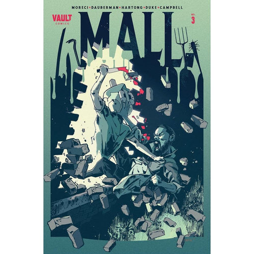 MALL #3 - COMIC BOOK - Comics