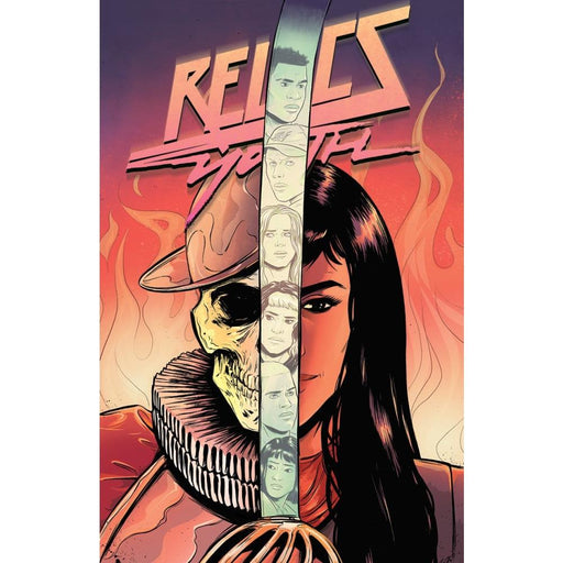 RELICS OF YOUTH #2 - COMIC BOOK - Comics