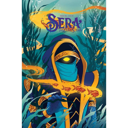 SERA & ROYAL STARS #4 - COMIC BOOK - Comics