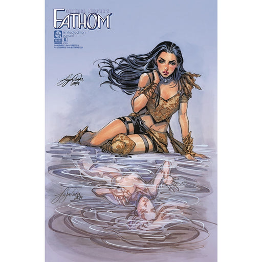 FATHOM VOLUME 8 #6 CVR C - COMIC BOOK - Comics