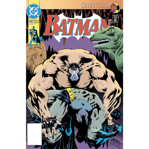DOLLAR COMICS BATMAN #497 - COMIC BOOK - Comics