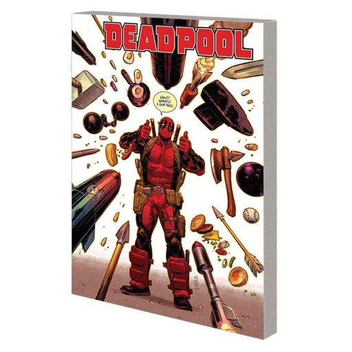DEADPOOL BY SKOTTIE YOUNG VOLUME 3 WEASEL GOES TO HELL TPB - Books Graphic Novels