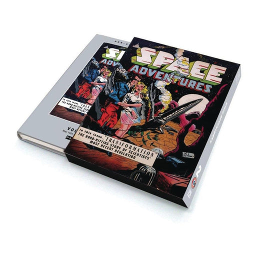 PRE CODE CLASSICS SPACE ADVENTURES SLIPCASE ED VOLUME 2 - Books Graphic Novels