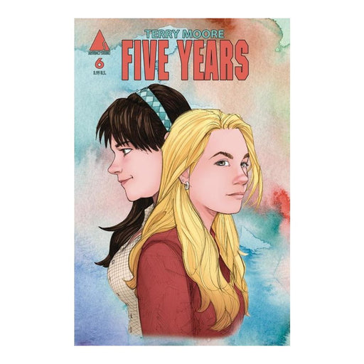 FIVE YEARS #6 - COMIC BOOK - Comics
