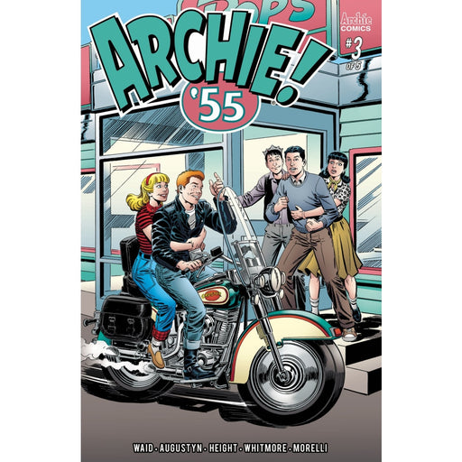 ARCHIE 1955 #3 (OF 5) CVR B - COMIC BOOK - Comics