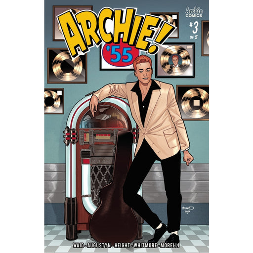 ARCHIE 1955 #3 (OF 5) CVR C - COMIC BOOK - Comics