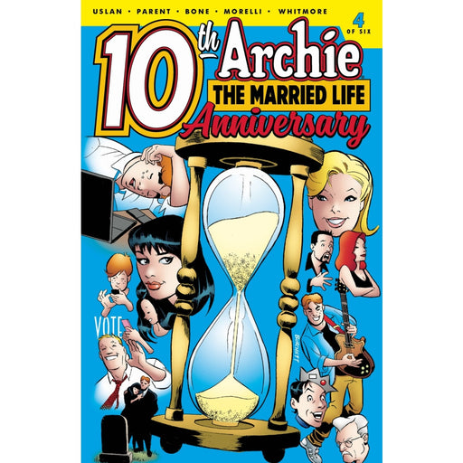 ARCHIE MARRIED LIFE 10 YEARS LATER #4 CVR B - COMIC BOOK - Comics