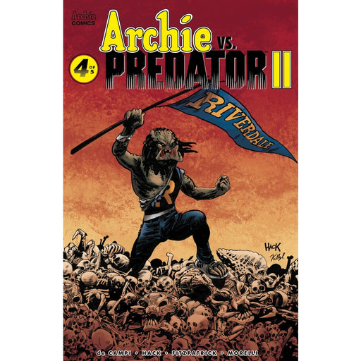 ARCHIE VS PREDATOR 2 #4 (OF 5) CVR A - COMIC BOOK - Comics