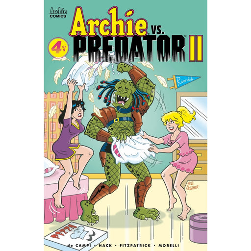 ARCHIE VS PREDATOR 2 #4 (OF 5) CVR C - COMIC BOOK - Comics