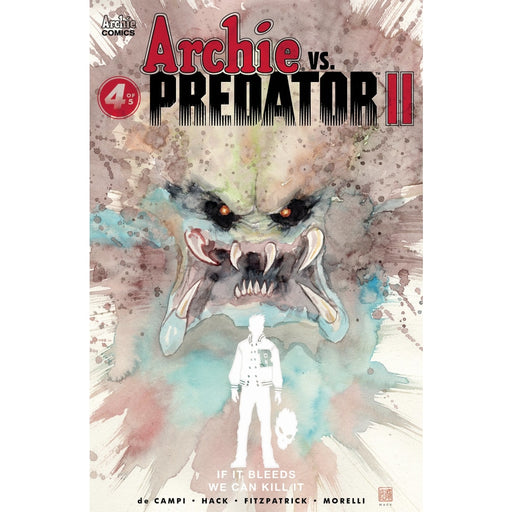 ARCHIE VS PREDATOR 2 #4 (OF 5) CVR D - COMIC BOOK - Comics