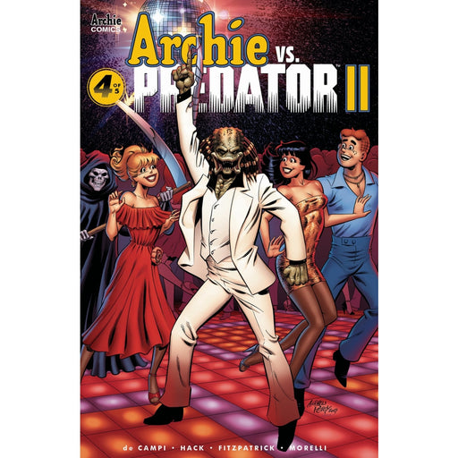 ARCHIE VS PREDATOR 2 #4 (OF 5) CVR F - COMIC BOOK - Comics