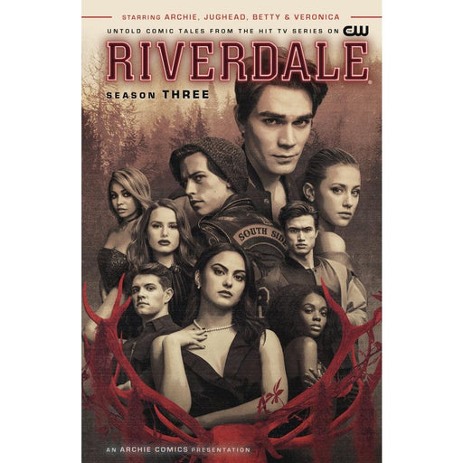 RIVERDALE SEASON 3 VOLUME 1 TPB - Books Graphic Novels