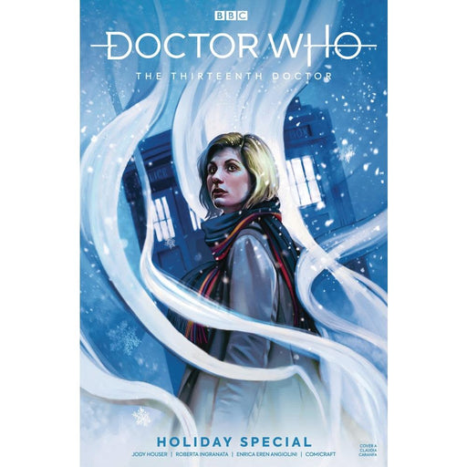 DOCTOR WHO 13TH HOLIDAY SPECIAL #1 CVR A - COMIC BOOK - Comics