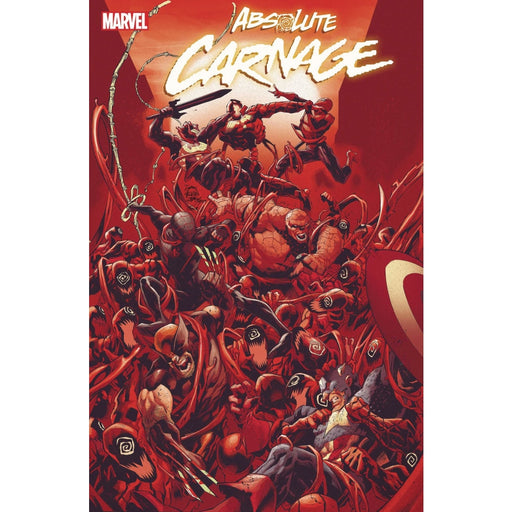 ABSOLUTE CARNAGE #5 (OF 5) - COMIC BOOK - Comics