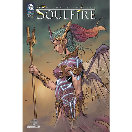 SOULFIRE VOLUME 8 #6 CVR B - COMIC BOOK - Comics
