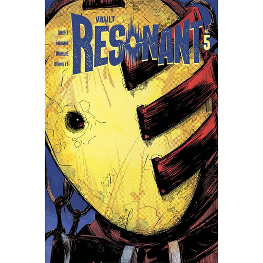 RESONANT #5 - COMIC BOOK - Comics