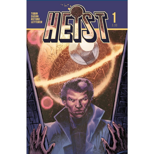 HEIST HOW TO STEAL A PLANET #1 CVR - COMIC BOOK - Comics