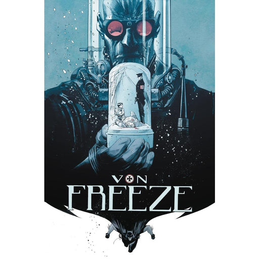 BATMAN WHITE KNIGHT PRESENTS VON FREEZE #1 - COMIC BOOK - Comics