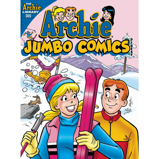 ARCHIE JUMBO COMICS DIGEST #305 - COMIC BOOK - Comics