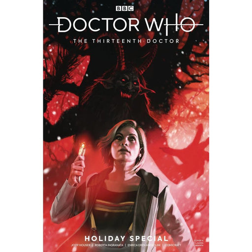 DOCTOR WHO 13TH HOLIDAY SPECIAL #2 CVR A - COMIC BOOK - Comics