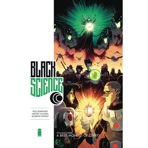 BLACK SCIENCE PREMIERE HARDCOVER VOLUME 3 - Books Graphic Novels