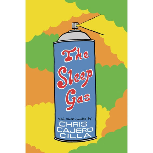 SLEEP GAS GN - Books Graphic Novels