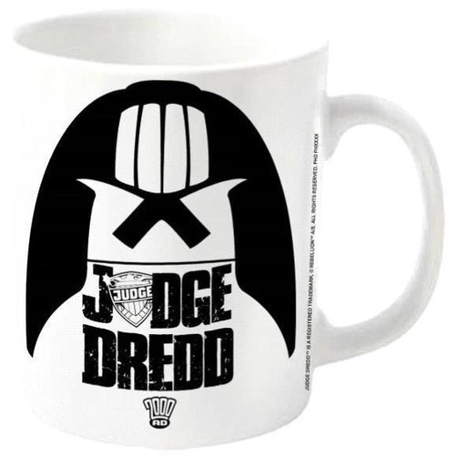2000 AD Judge Dredd Helmet Mug - Novelties-Non-Comic