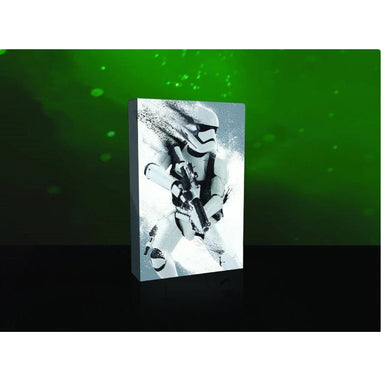 STAR WARS STORMTROOPER LUMINART - Novelties-Non-Comic
