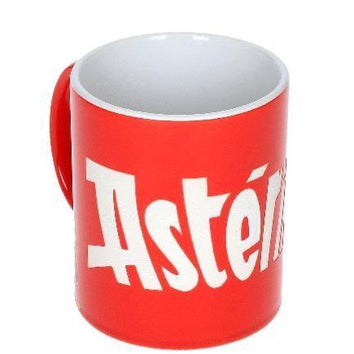 ASTERIX MUG ETCHED LOGO - Novelties-Comic