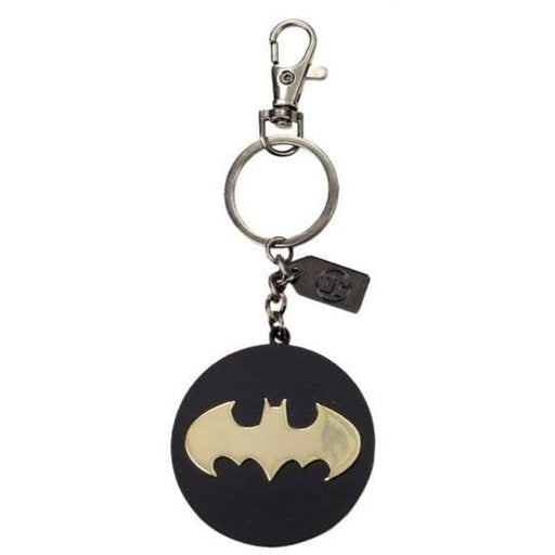 DC BATMAN METAL KEYCHAIN - Novelties-Non-Comic