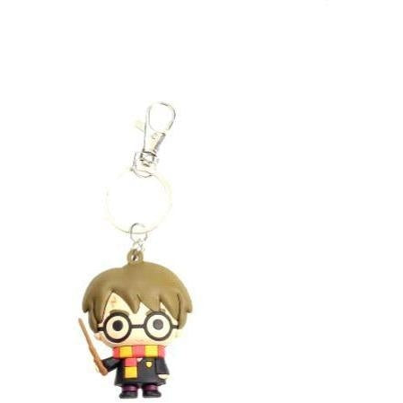HARRY POTTER HARRY POTTER FIGURAL KEYCHAIN - Novelties-Non-Comic