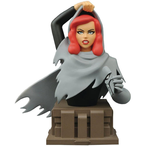 BATMAN TAS MASKLESS PHANTASM BUST - Comics