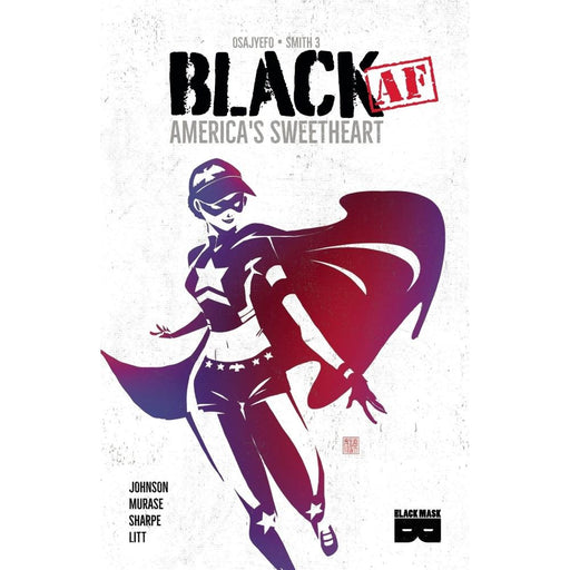 BLACK AF AMERICAS SWEETHEART GN - Books-Graphic-Novels