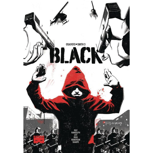 BLACK HC 01 - Books-Graphic-Novels