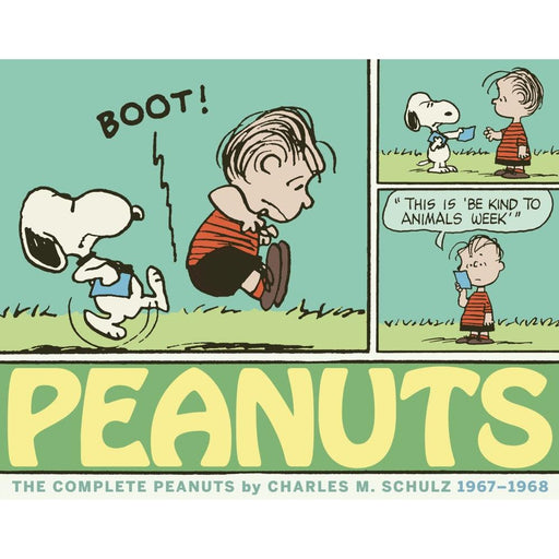 COMPLETE PEANUTS 09 1967-1968 TPB - Books-Graphic-Novels