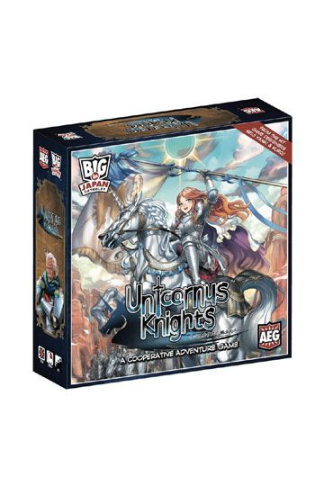 Unicornus Knights Board Game *English Version*